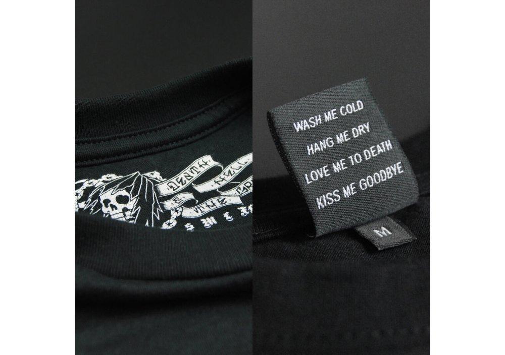 Neck Prints VS Woven Labels